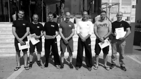 GRADUATE-CAMP 2014 IN ISRAEL
